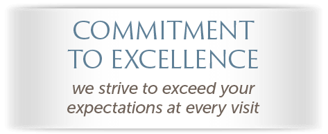 Sonoran Vista Dentistry - Commitement to Excellence Text Overlay