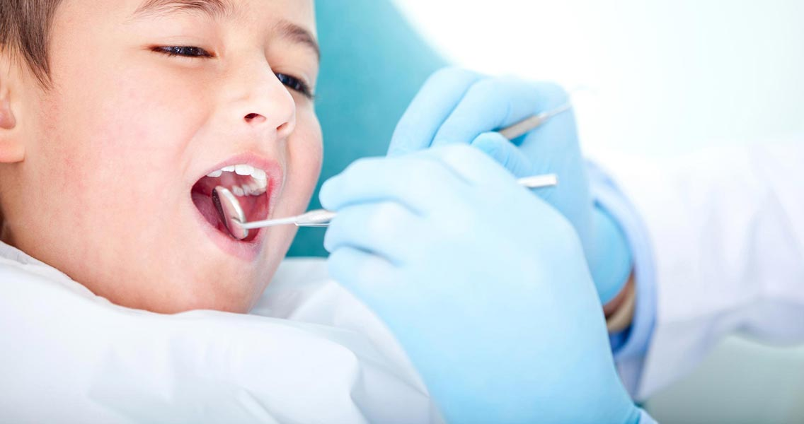 Sonoran Vista Dentistry Child Teeth Cleaning - Gilbert Dentist