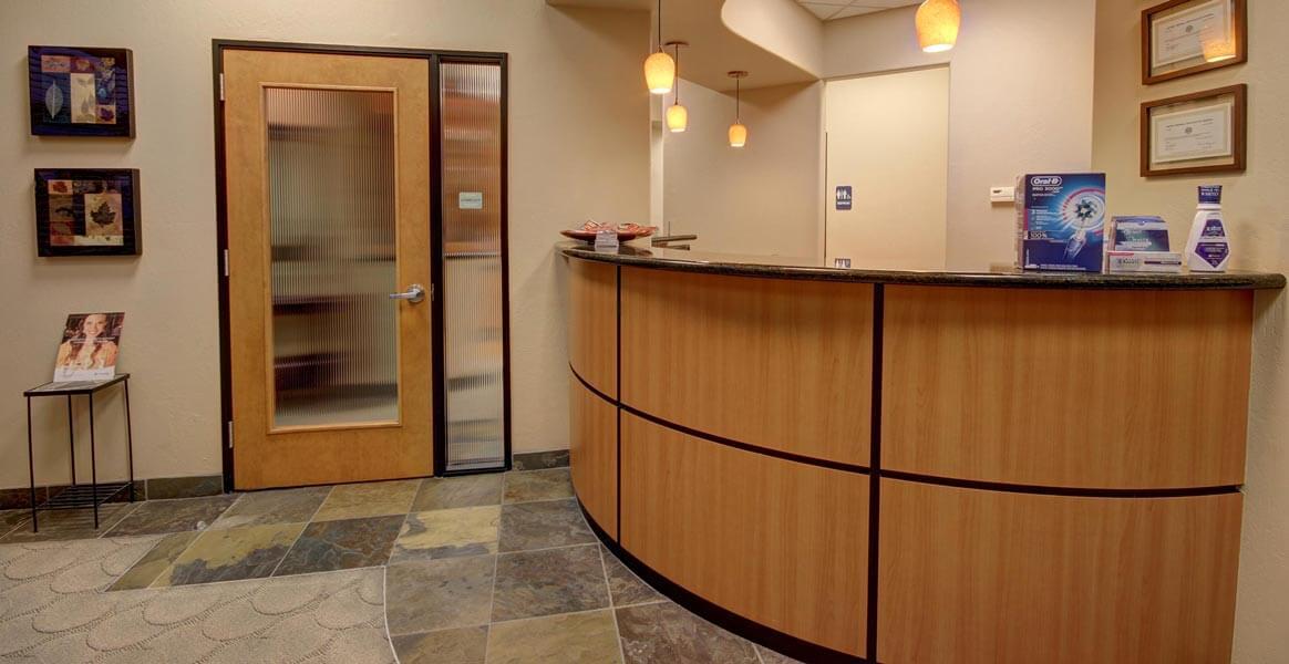 Sonoran Vista Dentistry - Front Office - Gilbert Dentist